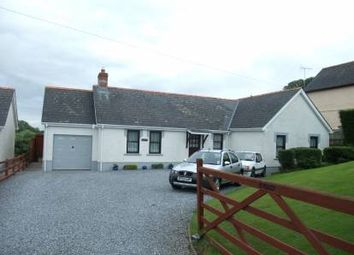Thumbnail 3 bed detached bungalow for sale in Blaenfos, Boncath, North Pembs.