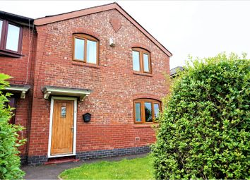 Thumbnail 3 bedroom end terrace house for sale in Shawford Road, Manchester