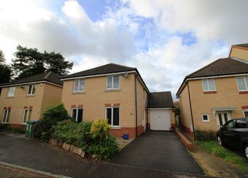 Thumbnail 4 bedroom detached house to rent in Melville Gardens, Sarisbury Green, Southampton
