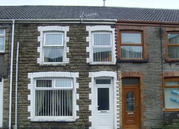 Thumbnail 3 bed terraced house to rent in Hermon Road, Caerau, Maesteg, Mid Glamorgan