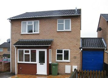 Thumbnail 1 bed link-detached house to rent in Kempton Avenue, Hereford