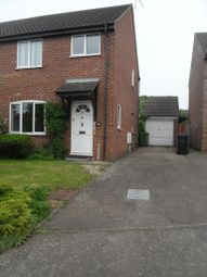 Thumbnail 3 bedroom semi-detached house to rent in Speirs Way, Diss
