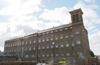 Thumbnail 2 bedroom flat to rent in High Mill Court, Dundee
