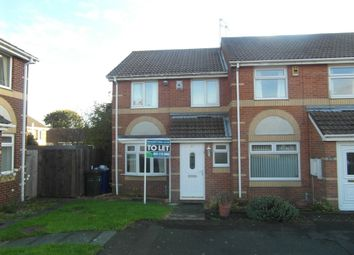 Thumbnail 3 bed end terrace house to rent in High Meadows, Kenton
