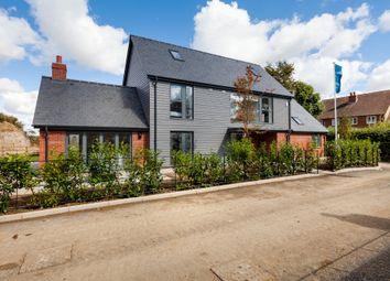 Thumbnail 5 bed detached house for sale in Brickyard Lane, Reed, Royston