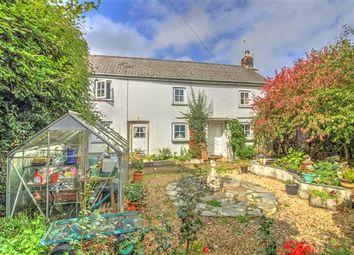 Thumbnail 3 bed cottage for sale in Newton St. Petrock, Torrington