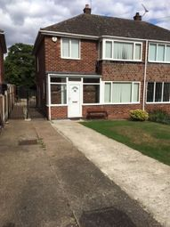 Thumbnail 3 bed semi-detached house for sale in Wicklow Road, Doncaster
