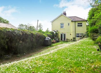Thumbnail 4 bed detached house for sale in Crewkerne Road, Higher Frome Vauchurch, Dorchester