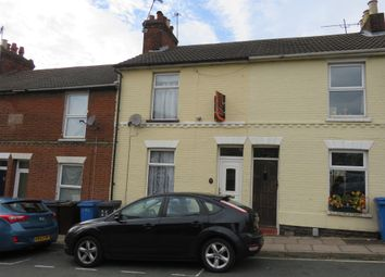 Thumbnail 3 bed terraced house for sale in Cumberland Street, Ipswich