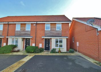Thumbnail 3 bedroom end terrace house to rent in Goodman Close, St. Ives, Huntingdon