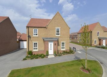 Thumbnail 4 bedroom detached house for sale in Star Carr Road, Cayton, Scarborough