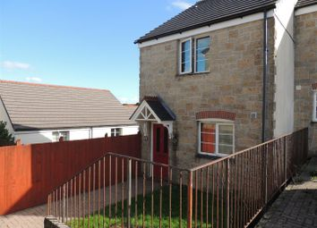 Thumbnail 2 bed semi-detached house for sale in Penwithick Park, Penwithick, St. Austell