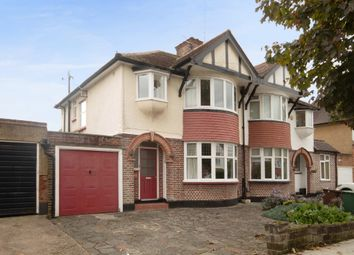 Thumbnail 3 bed semi-detached house for sale in Lyncroft Avenue, Pinner, Middlesex