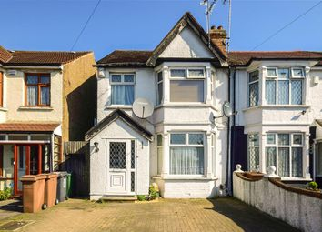 Thumbnail 3 bed end terrace house for sale in Hall Lane, London