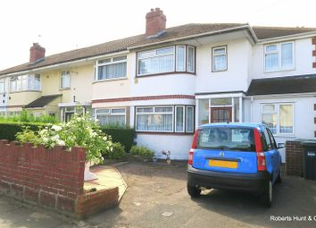 Thumbnail 5 bed terraced house for sale in Longford Avenue, Feltham