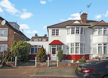Thumbnail 4 bed semi-detached house for sale in Dollis Hill Avenue, London