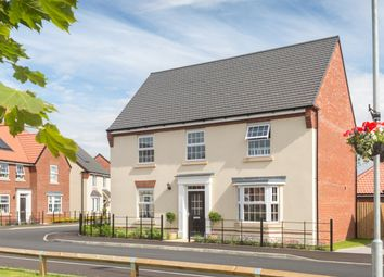"Thumbnail 4 bedroom detached house for sale in ""Avondale"" at South Road, Durham"