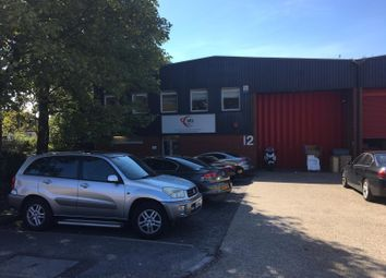 Thumbnail Industrial to let in Kingsbury Trading Estate, Kingsbury