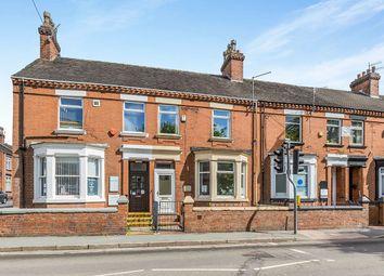 Thumbnail 4 bedroom terraced house for sale in The Boulevard, Stoke-On-Trent