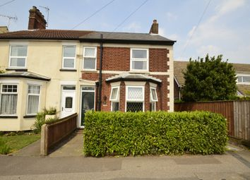 Thumbnail 2 bed semi-detached house for sale in High Road, Trimley St. Mary, Felixstowe