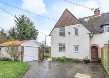 Thumbnail 2 bed semi-detached house to rent in Cholsey, Oxfordshire