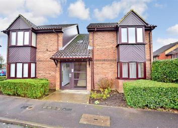 Thumbnail 1 bed flat for sale in Newbridge Close, Broadbridge Heath, Horsham, West Sussex
