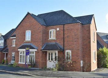 Thumbnail 4 bedroom detached house for sale in Stone Lea Way, Atherton, Manchester