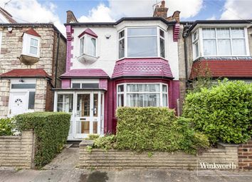 Thumbnail 4 bed end terrace house for sale in Rosemary Avenue, Finchley, London