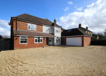 Thumbnail 4 bed detached house for sale in Luton Road, Wilstead, Bedford