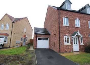 Thumbnail 3 bed semi-detached house for sale in Hatfield Grove, Laughton Common, Dinnington, Sheffield