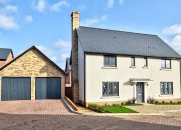 Thumbnail 4 bed detached house for sale in Brook Grove Development, Bishop's Stortford