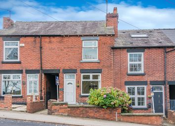 Thumbnail 2 bed terraced house for sale in Scarsdale Road, Sheffield