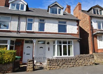 Thumbnail 3 bed property for sale in Morley Avenue, Mapperley, Nottingham