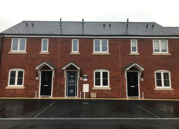 Thumbnail 2 bed terraced house for sale in The Oaks, Greylees, Sleaford
