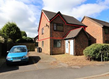 Thumbnail 1 bed flat for sale in Westminster Way, Ashby-De-La-Zouch