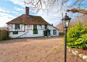 Thumbnail 4 bed detached house for sale in Chestnut Wood Lane, Borden, Sittingbourne, Kent