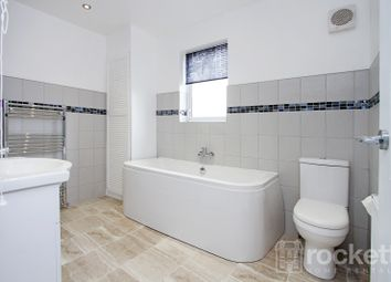 Thumbnail 3 bed town house to rent in Poplar Grove, Newcastle-Under-Lyme