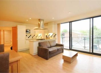 Thumbnail 1 bed flat to rent in Ocean Wharf, Westferry Road