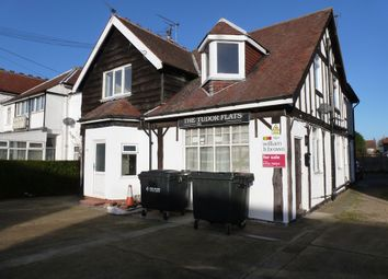 Thumbnail 1 bed flat for sale in Sea View Mansions, Sea View Road, Skegness