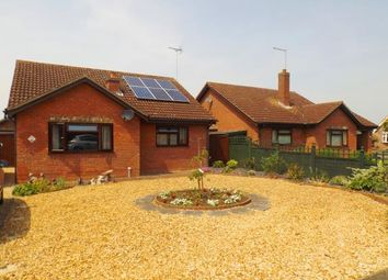 Thumbnail 2 bed bungalow for sale in Hawthorn Close, Newborough, Peterborough, Cambridgeshire