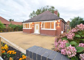 Thumbnail 4 bed detached bungalow for sale in High Street, Epworth, Doncaster