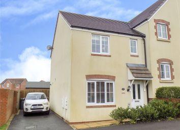3 bed semi-detached house for sale in Crosstrees, Royal Wootton Bassett, Swindon, Wiltshire SN4