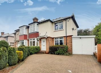 Calmont Road, Shortlands, Bromley BR1. 3 bed semi-detached house for sale