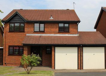 Thumbnail 4 bed detached house to rent in Lakeside Court, Brierley Hill, West Midlands