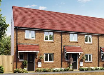 """Thumbnail 3 bed semi-detached house for sale in """"The Eveleigh"""" at Court Road, Brockworth, Gloucester"""