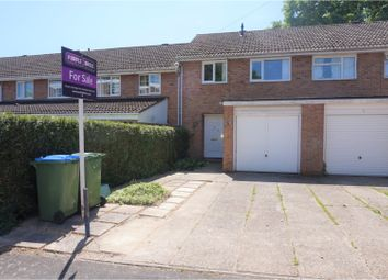 Thumbnail 3 bed semi-detached house for sale in Hawkhurst Close, Southampton