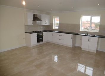 Thumbnail 4 bed town house to rent in Crecy Mews, Thetford