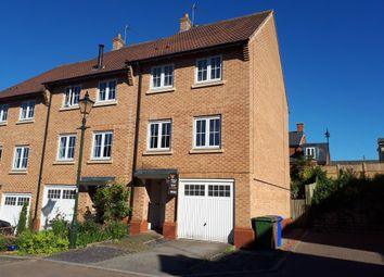 Thumbnail 4 bed town house to rent in Laurel Court, Beverley