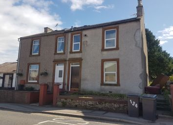 Thumbnail 1 bed flat to rent in Lockerbie Road, Dumfries