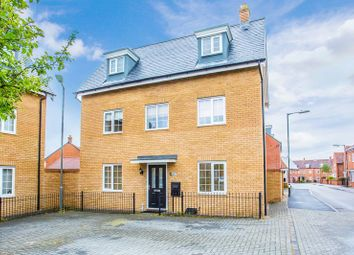 4 bed detached house to rent in Constance Street, Buckingham MK18